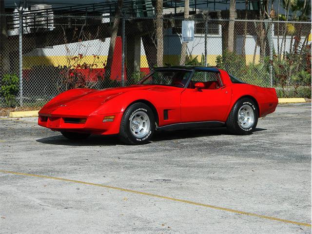 1980 Chevrolet Corvette | 956784