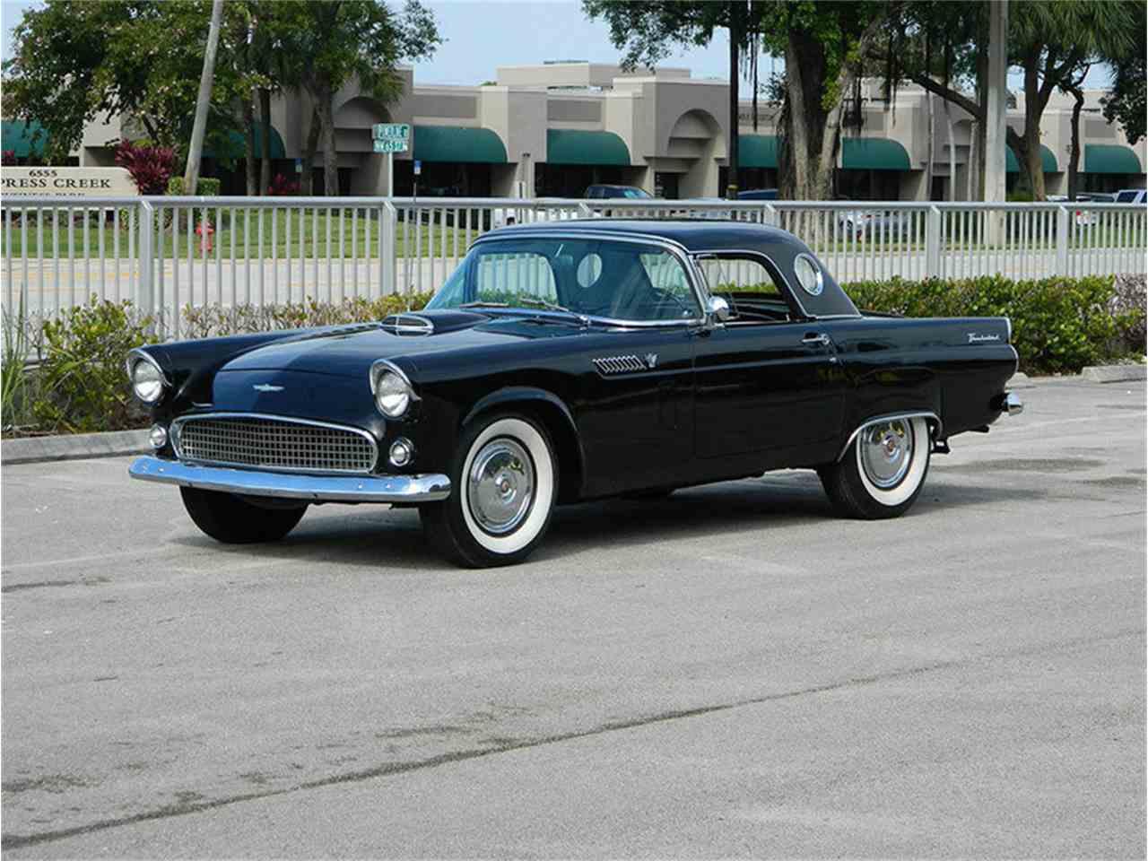1956 Ford Thunderbird For Sale Classiccars Com Cc 956786