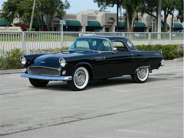 1956 Ford Thunderbird | 956786