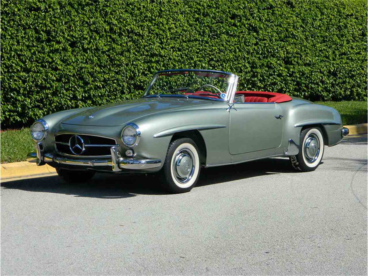 1960 mercedes benz 190sl for sale cc for 1960 mercedes benz