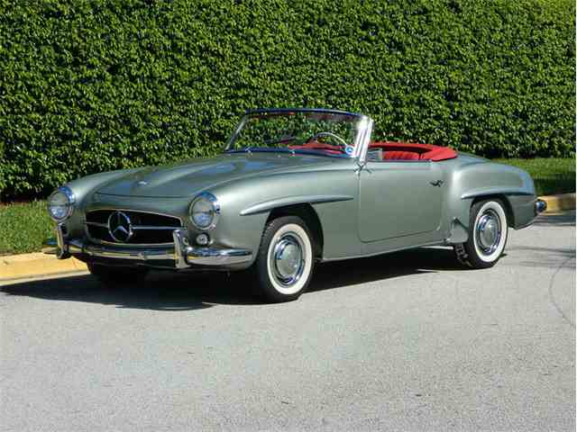 1960 Mercedes-Benz 190SL | 956788