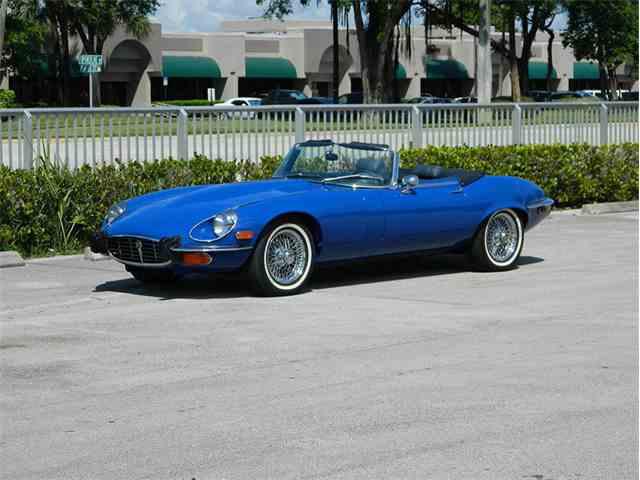 1973 Jaguar XKE | 956789