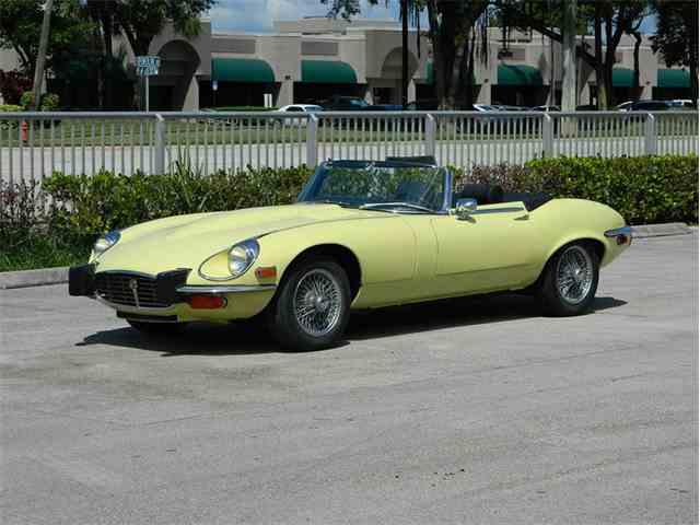 1974 Jaguar XKE | 956790