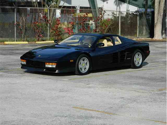 1990 Ferrari Testarossa | 956792