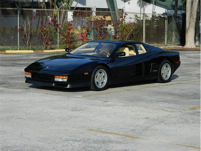 1990 Ferrari Testarossa   956792