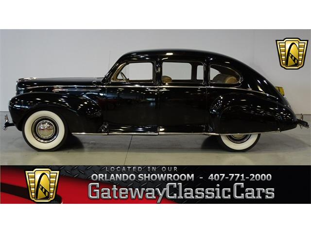 1940 Lincoln Zephyr | 956795