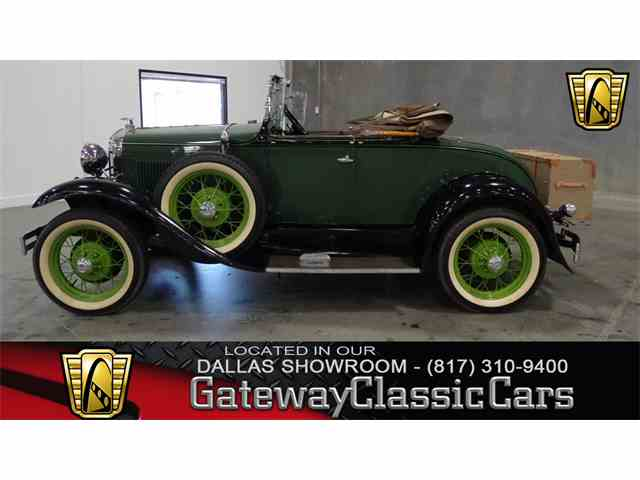 1931 Ford Model A | 956799