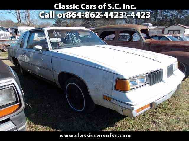1988 Oldsmobile Cutlass Supreme | 950068