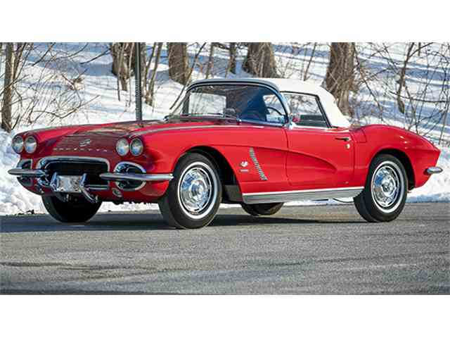 1962 Chevrolet Corvette Fuel-Injected | 956813
