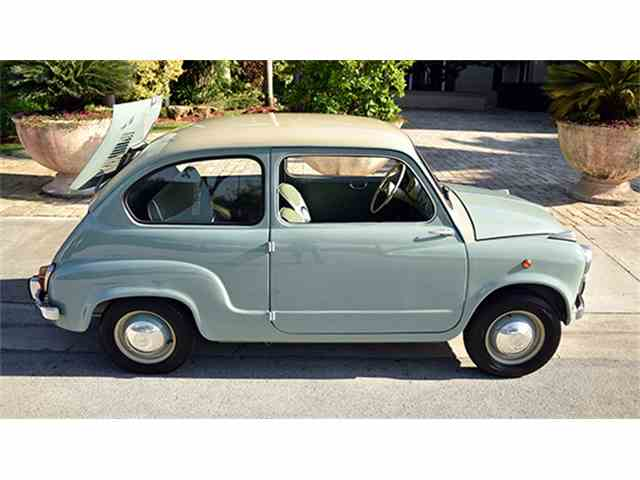 1957 Fiat 600 | 956814