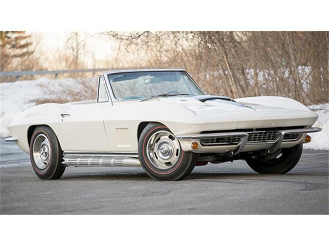 1967 Chevrolet Corvette 427/400 Convertible | 956817
