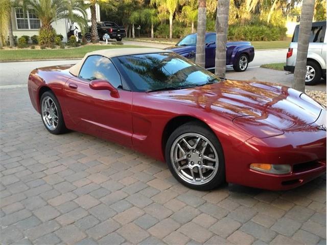 2001 Chevrolet Corvette | 956818