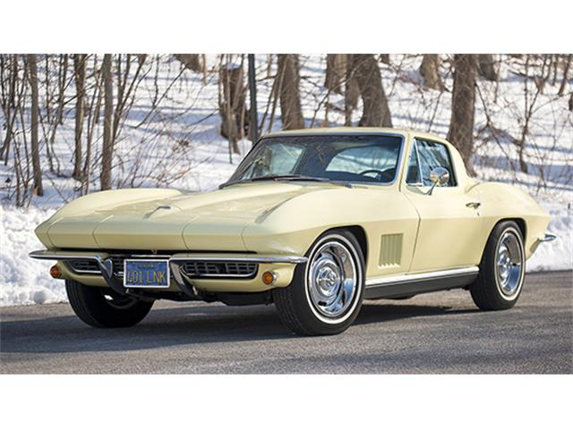 1967 Chevrolet Corvette 327/350 Coupe | 956821