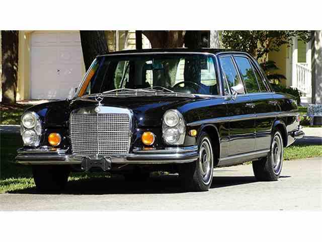 1970 Mercedes-Benz 280SE | 956832