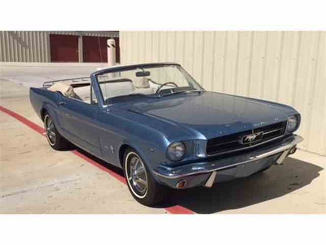 1965 Ford Mustang | 956866