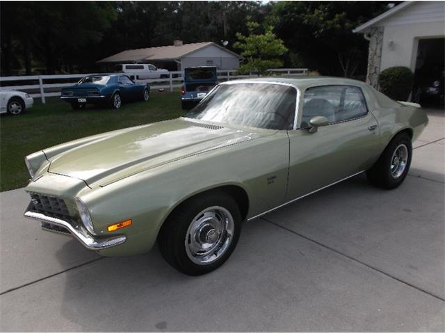 1972 Chevrolet Camaro SS | 956868