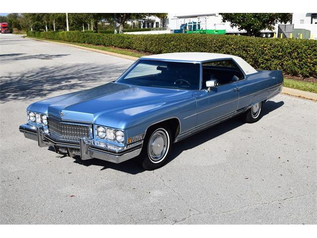 1973 Cadillac Coupe DeVille | 956869
