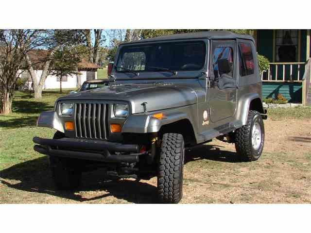 1990 Jeep Wrangler | 956871