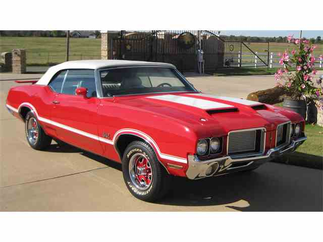 1972 Oldsmobile Cutlass Supreme | 956873