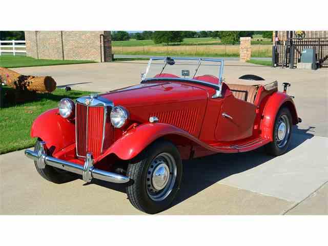1951 MG TD | 956878