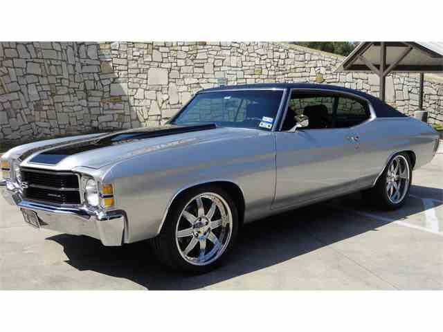 1971 Chevrolet Malibu | 956886