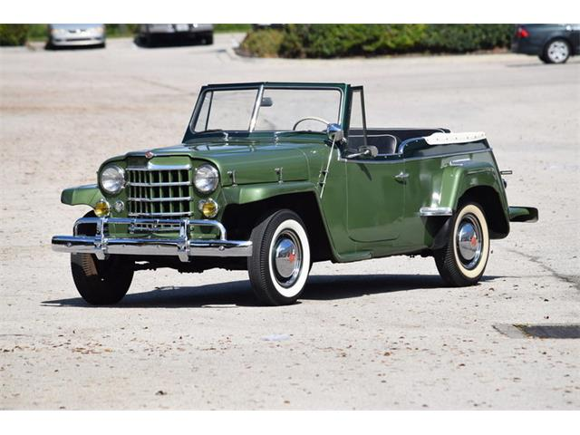 1950 Willys Jeepster | 956898