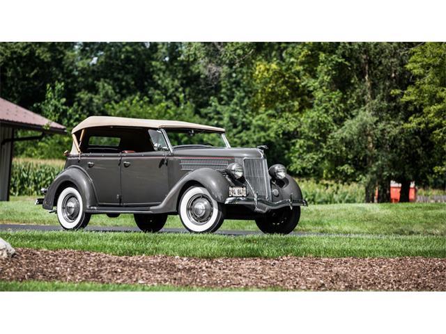 1936 Ford Phaeton | 956904