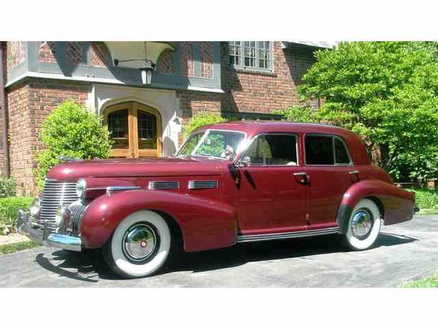 1940 Cadillac Series 60 | 956909