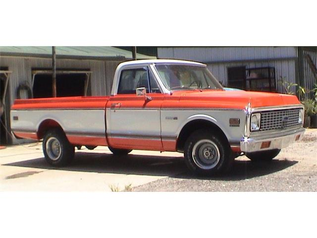1972 Chevrolet C/K 10 | 956923