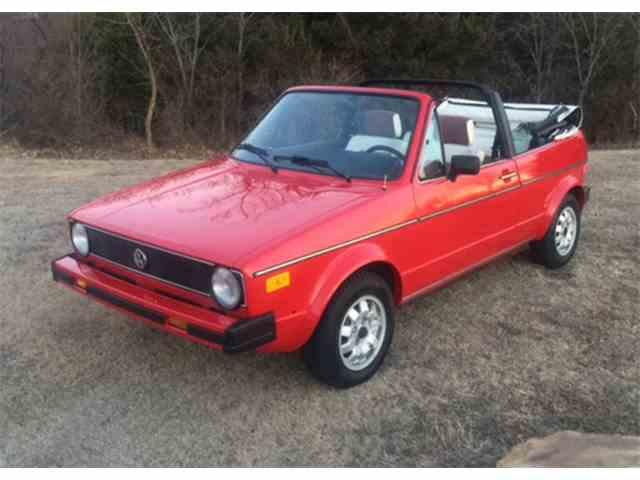 1987 Volkswagen Cabriolet | 956924