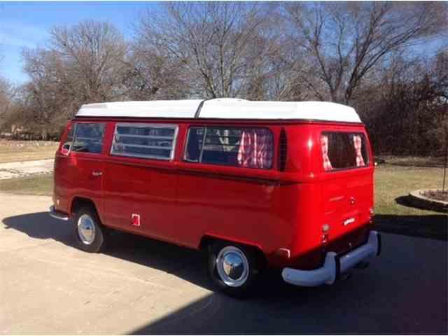 1970 Volkswagen Bus Camper | 956928