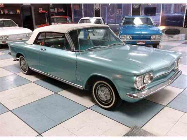 1963 Chevrolet Corvair Monza Series 900 | 956936
