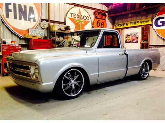 1972 Chevrolet C/K 10 | 956942