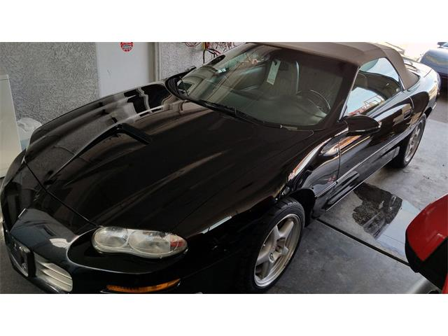 1996 Chevrolet Camaro Z28 | 956945