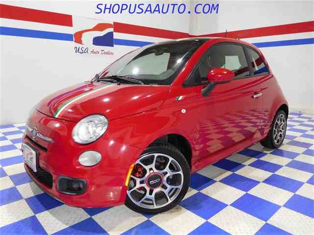 2012 Fiat 500L | 956950
