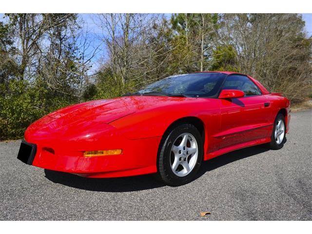 1995 Pontiac Firebird Trans Am | 956955