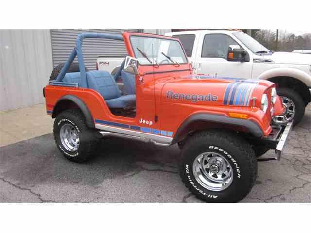 1979 Jeep CJ5 | 956956