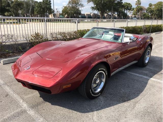 1974 Chevrolet Corvette | 956958