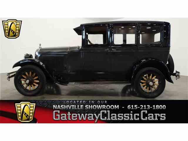 1926 Buick Sedan | 950696