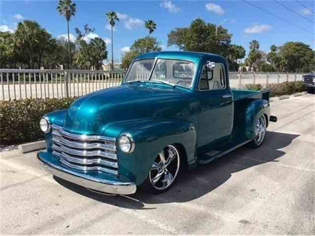 1947 Chevrolet Pickup   956960