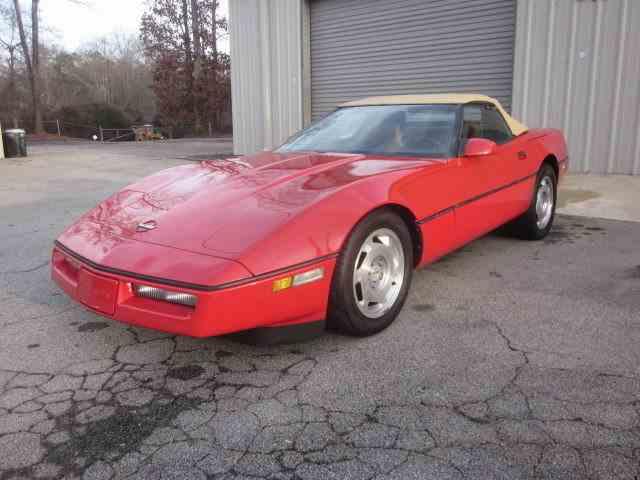 1988 Chevrolet Corvette | 956962