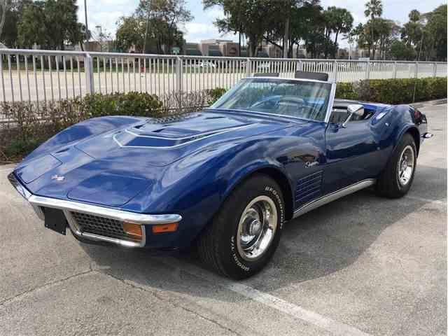 1972 Chevrolet Corvette | 956964
