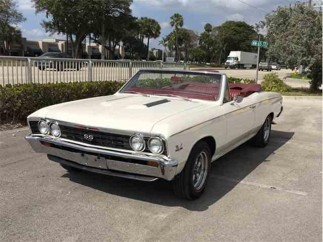 1967 Chevrolet Chevelle SS | 956966