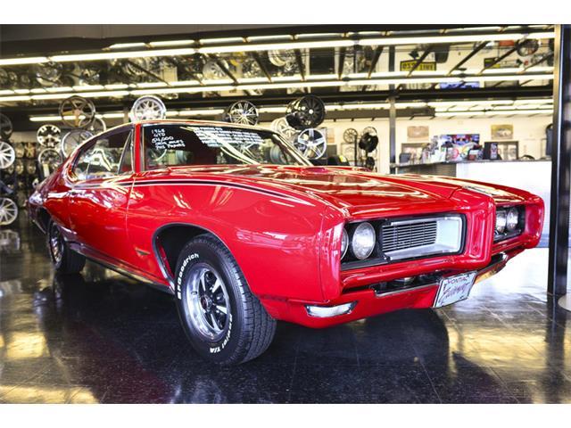 1968 Pontiac GTO | 956974