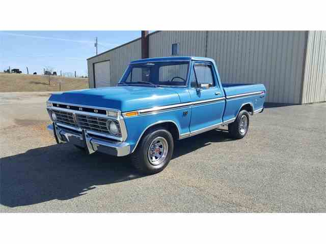 1973 Ford F100 | 956979