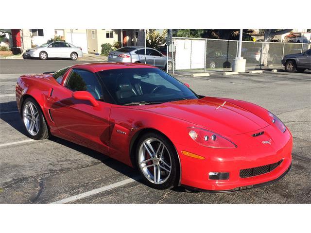 2006 Chevrolet Corvette Z06 | 956980