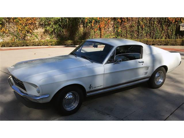 1967 Ford Mustang | 956982