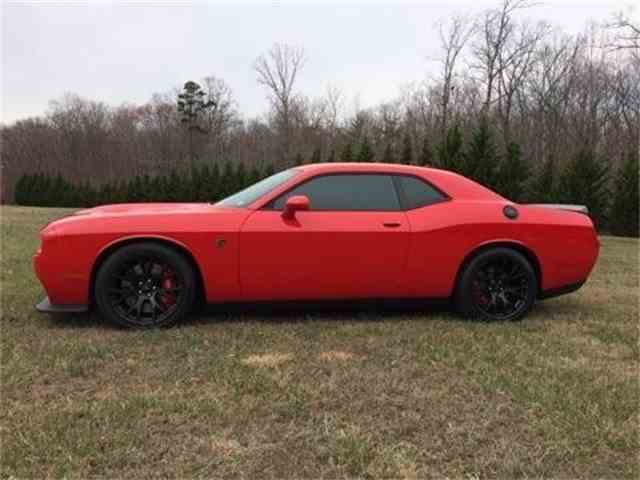 2015 Dodge Challenger SRT Hellcat | 956998