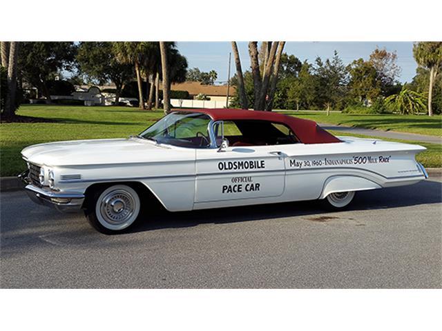 1960 Oldsmobile Dynamic 88 Convertible | 950007