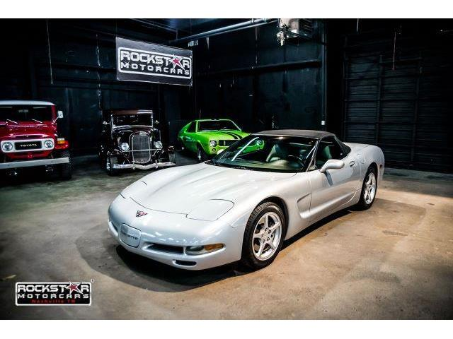 2000 Chevrolet Corvette   950070